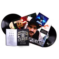 """*SPECIAL BOX 2*  CD AL MONTE + VINILI BAR DELLA RABBIA/SUPERSANTOS + LIBRETTO ACCORDI """"CORDE"""""""